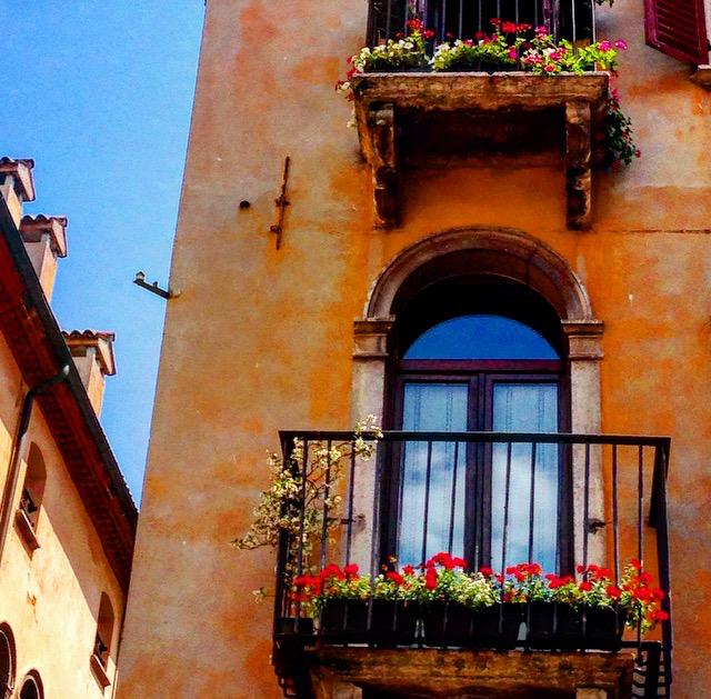 Windows of Italy
